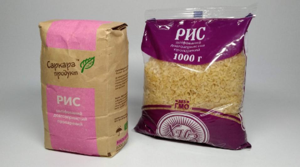 рис пропаренный оптом